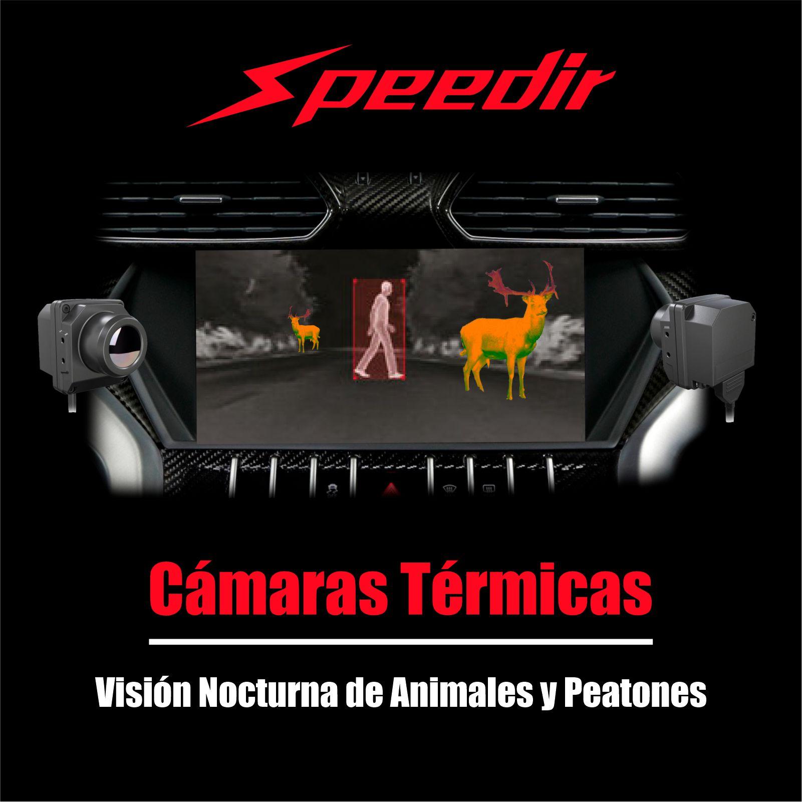 SPEEDIR cámara visión nocturna