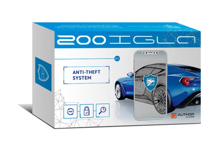 Sistema Antirrobo Igla 200