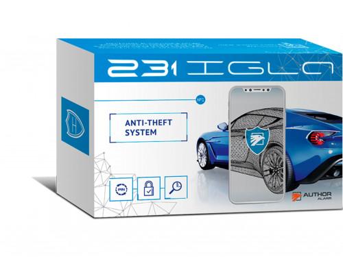 Sistema Antirrobo IGLA 231