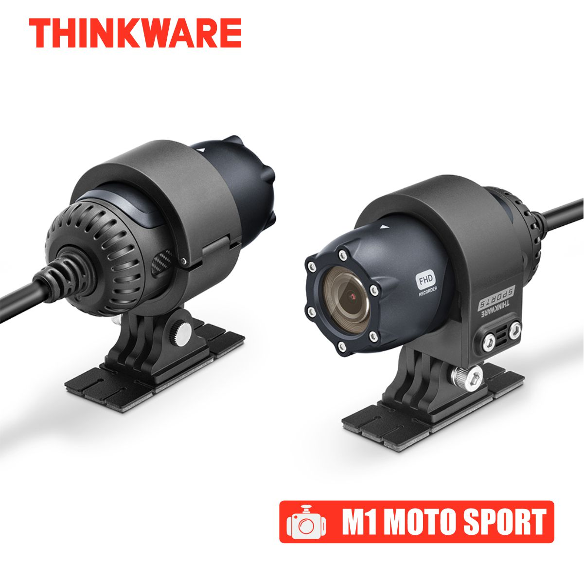 THINKWARE Dash Cam M1 Moto Sport