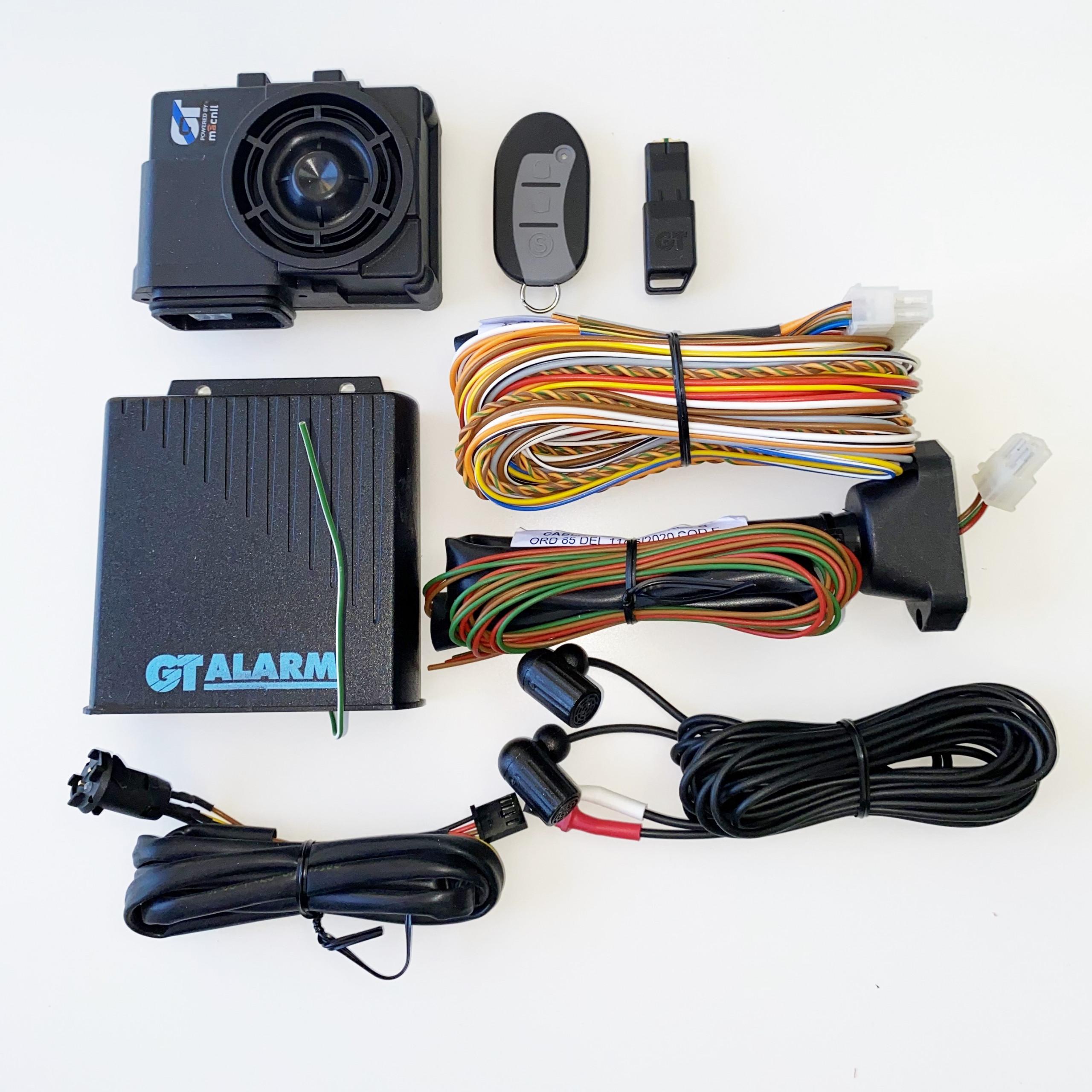 Kit Alarma 909 GT ALARM