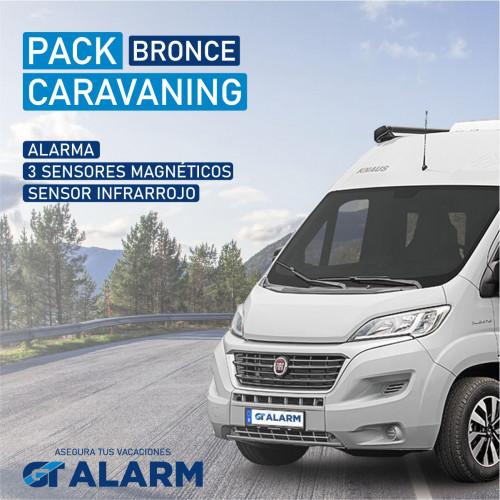 Pack Caravaning BRONCE