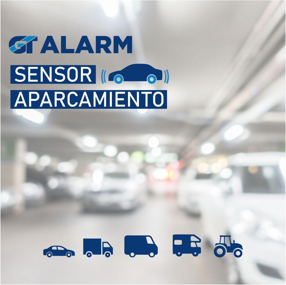 Sensor aparcamiento
