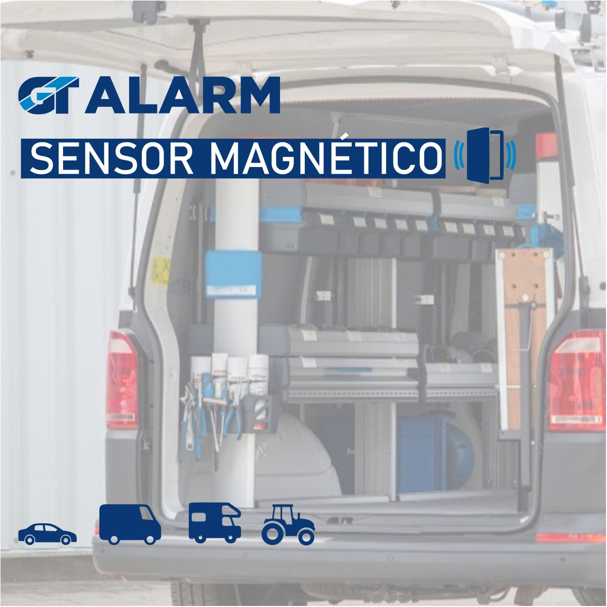 sensor magnetico